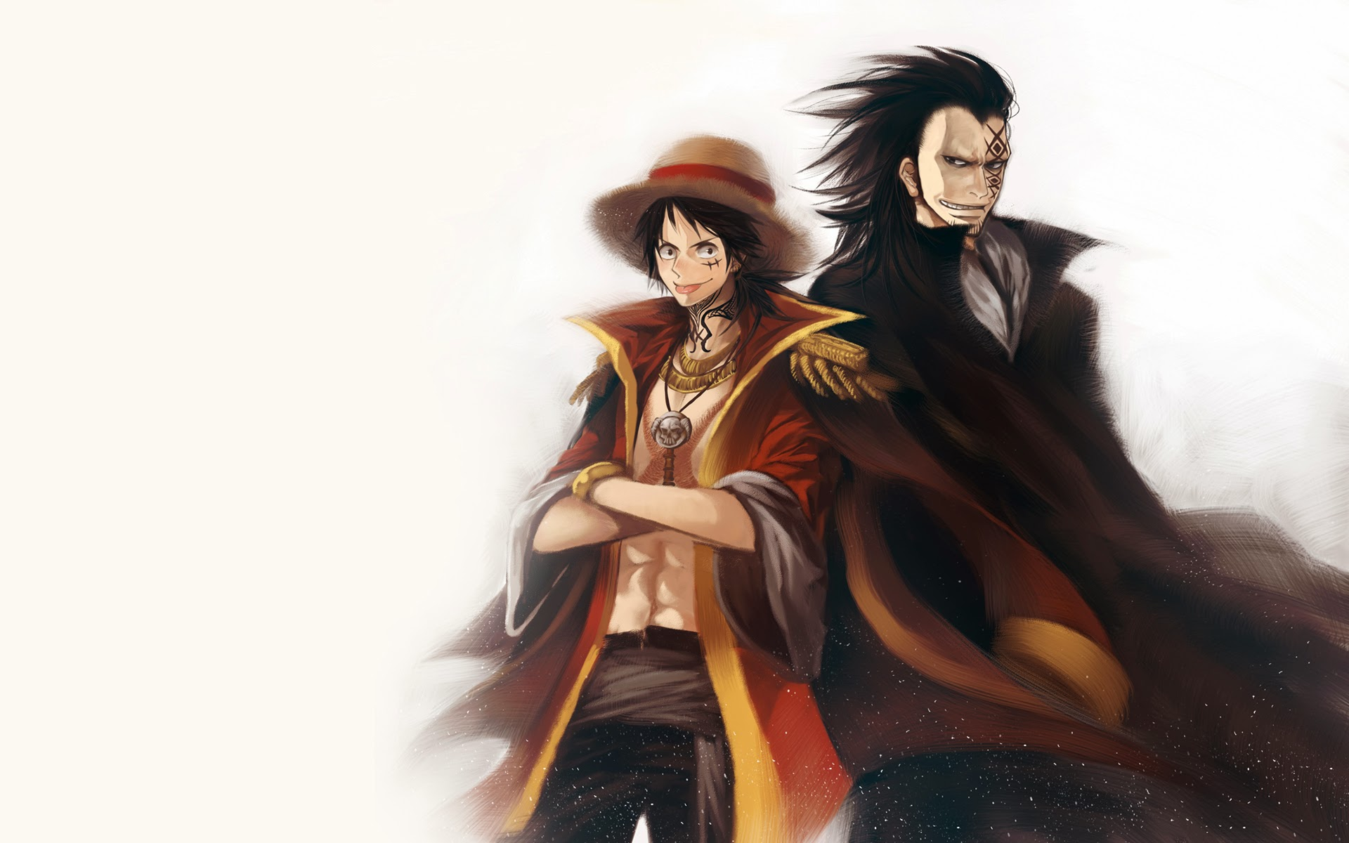Monkey D Dragon Monkey D Luffy Wallpaper Hd One Piece Luffy King Of Pirates 1920x1200 Download Hd Wallpaper Wallpapertip