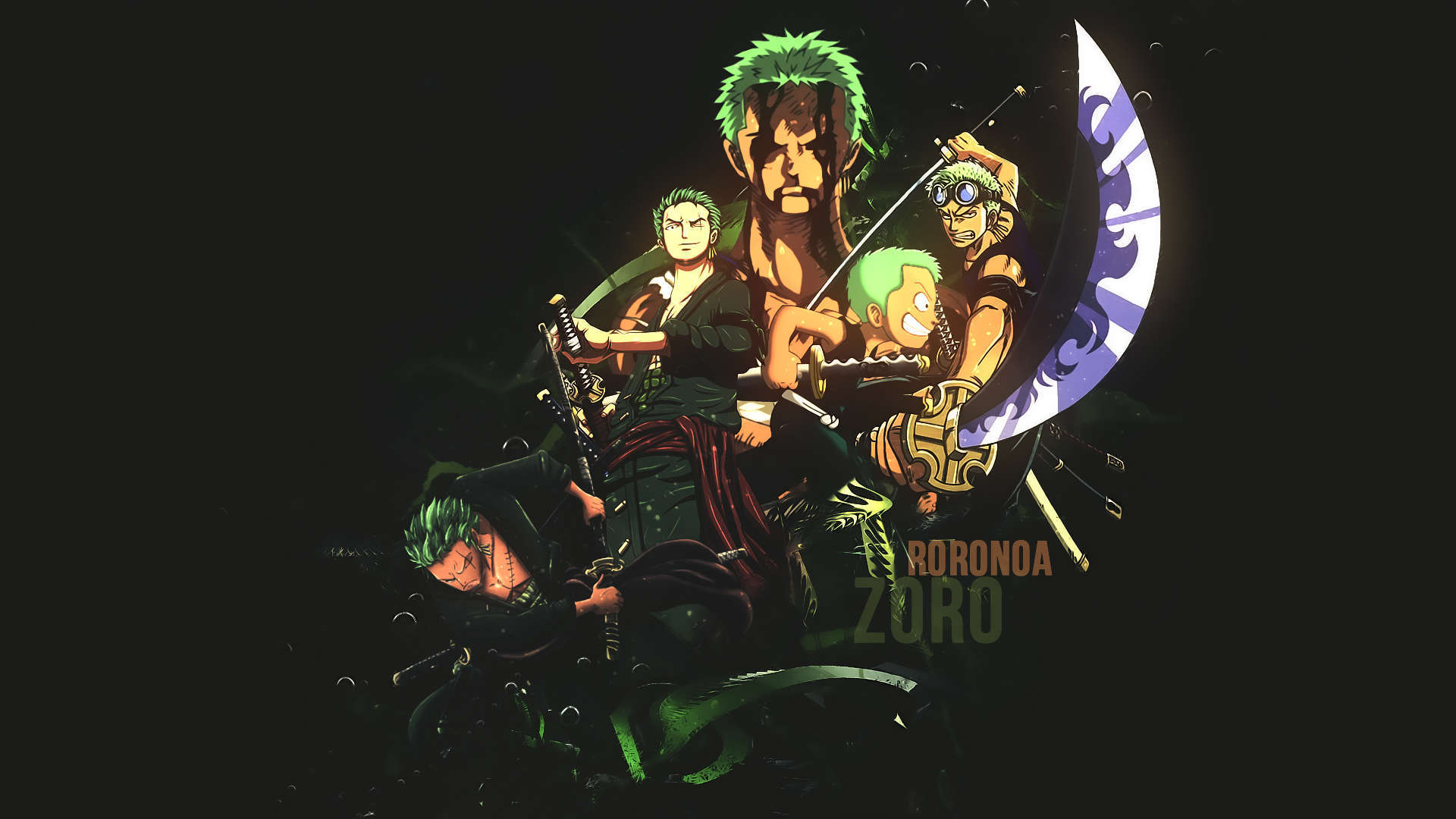 Onepiece Zoro Hd Wallpapers 7 Amb One Piece Epic Zoro 1920x1080 Download Hd Wallpaper Wallpapertip