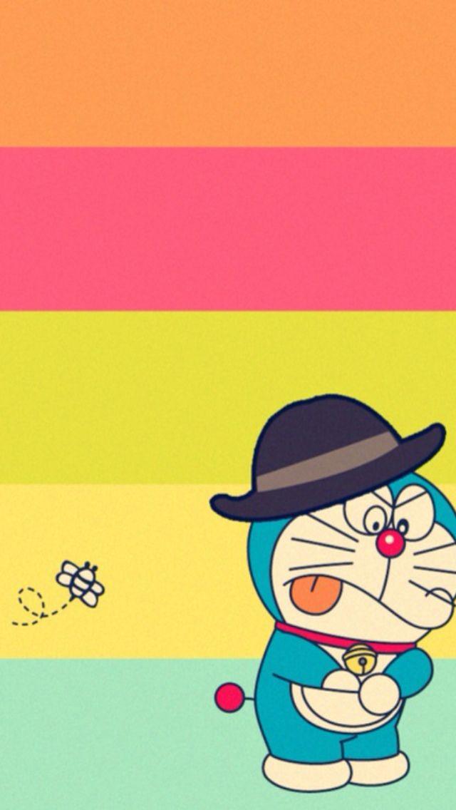 Doraemon Wallpaper Iphone X 640x1136 Download Hd Wallpaper Wallpapertip