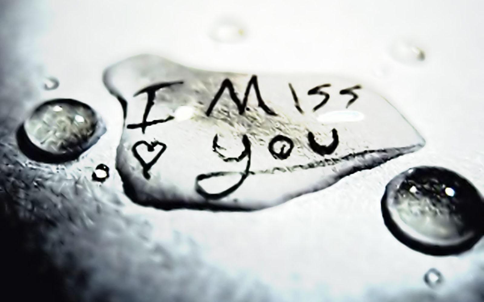 Gambar I Miss You Love Sad Wallpaper Download 1600x1000 Download Hd Wallpaper Wallpapertip