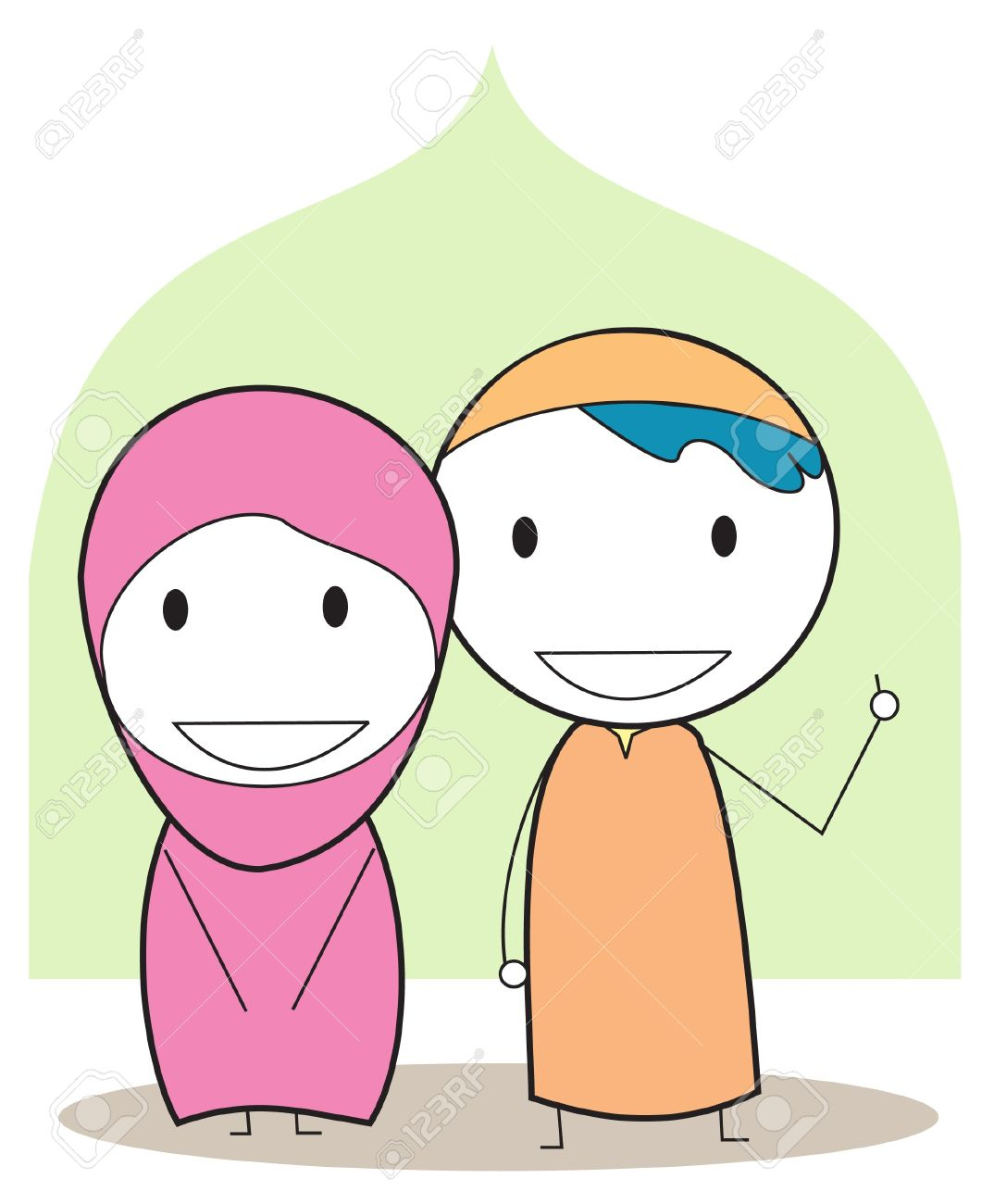 Gambar Animasi Kartun Islami Lucu Gambar Kata Kata Cartoon 1074x1300 Download Hd Wallpaper Wallpapertip