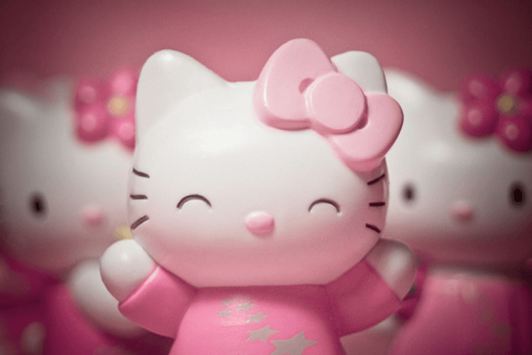 Wallpaper Lucu Dan Unik Hello Kitty Hello Kitty 746x497 Download Hd Wallpaper Wallpapertip