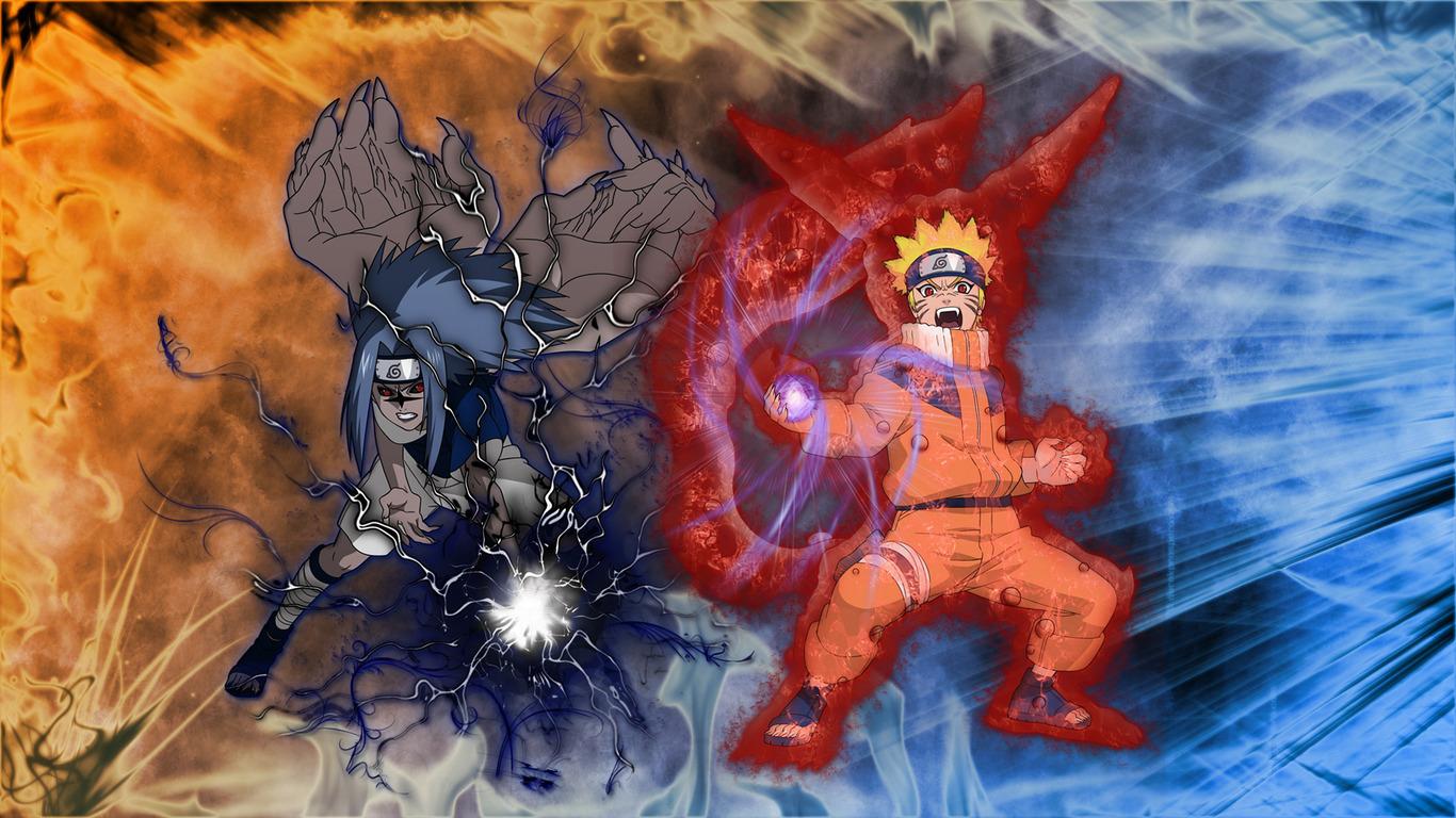 63 635561 kid naruto and sasuke fight