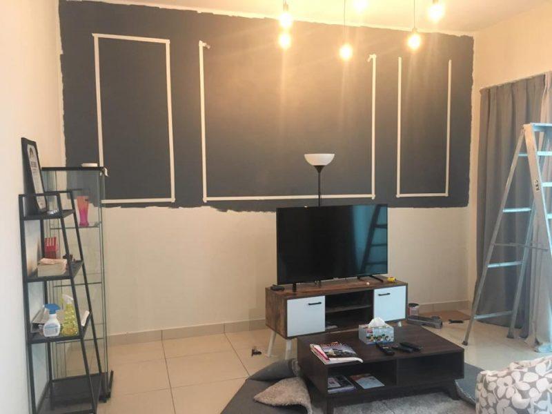 Diy Dinding Ruang Tamu 800x600 Download Hd Wallpaper Wallpapertip