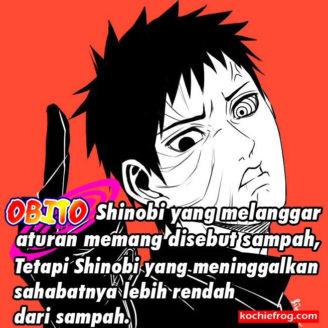 Gambar Kata Kata Motivasi Obito Obito Uchiha 654x654 Download Hd Wallpaper Wallpapertip