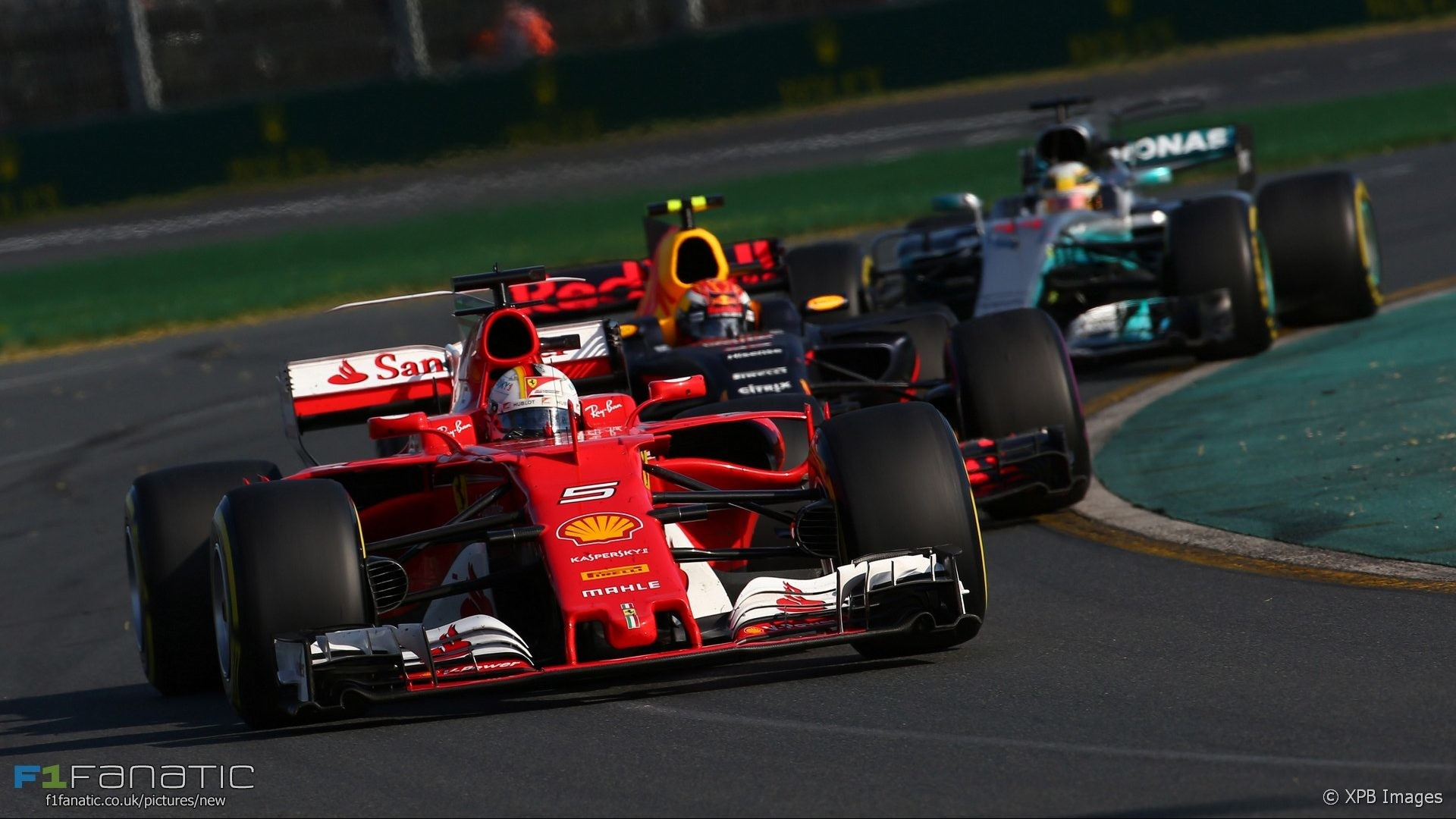 Sebastian Vettel Ferrari Albert Park 2017 Data Formula 1 2017 1920x1080 Download Hd Wallpaper Wallpapertip