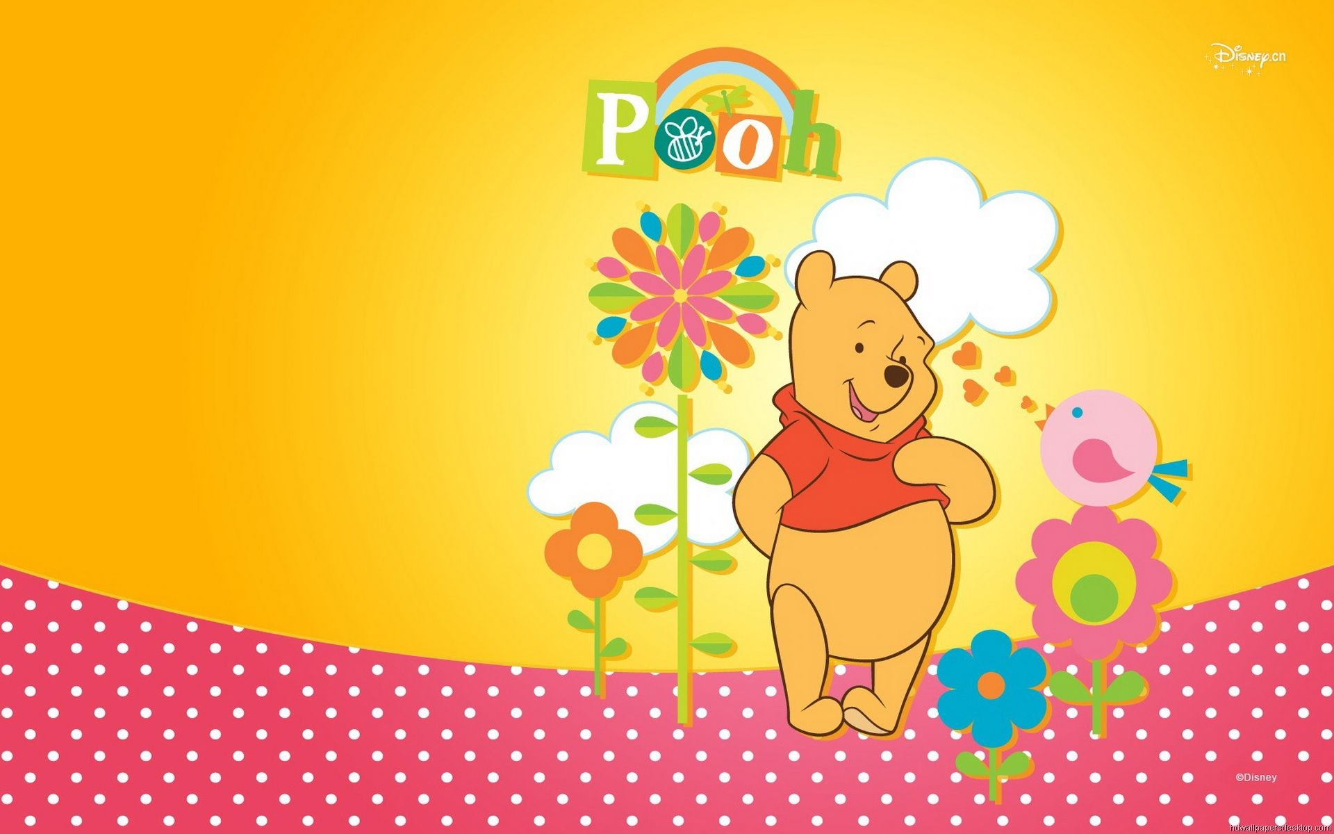 クマのプーさん壁紙デスクトップ クマのプーさん壁紙 1600x1000 Wallpapertip