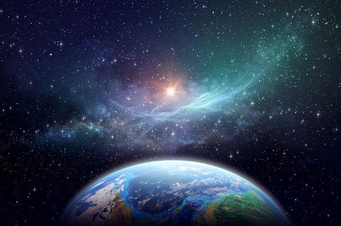 64 640112 bumi dan alam semesta space planets
