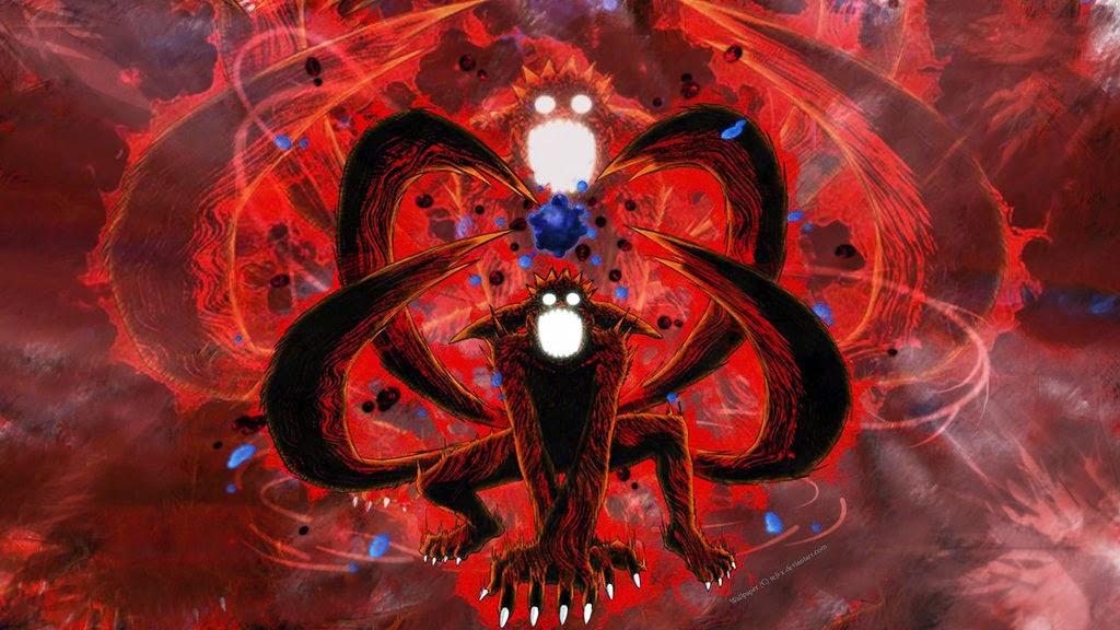 Kumpulan Wallpaper Naruto Paling Keren Naruto Kyuubi 1024x576 Download Hd Wallpaper Wallpapertip
