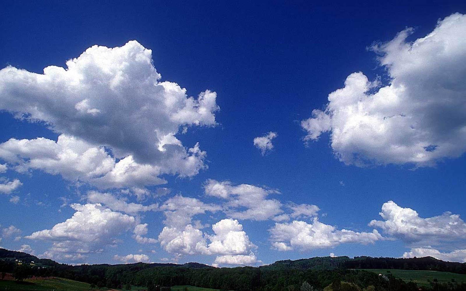 foto langit gambar awan