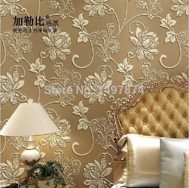 65 653288 ruang tamu wallpaper dinding mewah