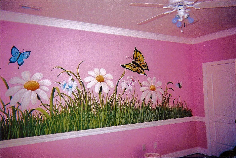 Lukisan Dinding Kamar Anak 1186x794 Download Hd Wallpaper Wallpapertip Lukisan dinding kamar anak