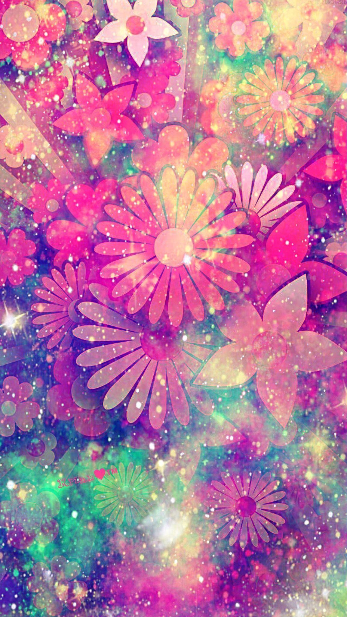 Rose Gold Pink Galaxy 736x1306 Download Hd Wallpaper Wallpapertip