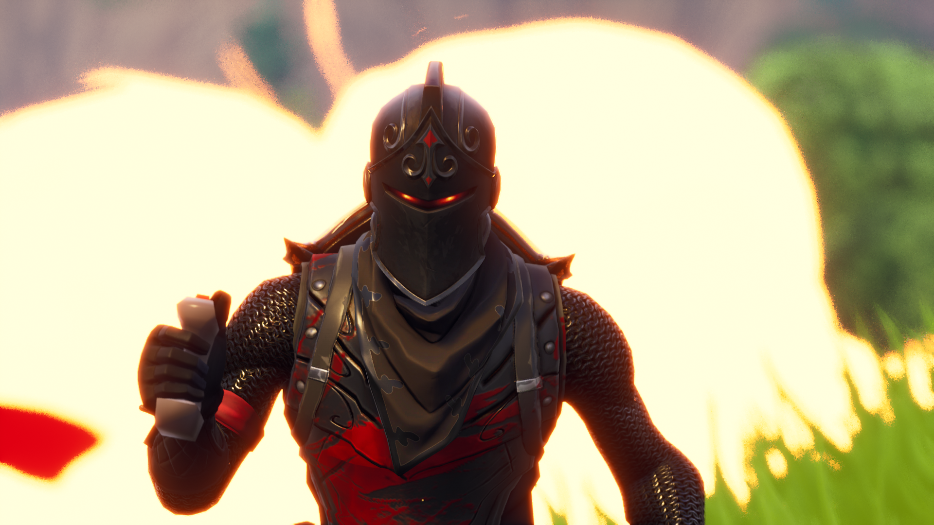 Black Knight Fortnite Wallpaper 4k 1920x1080 Download Hd Wallpaper Wallpapertip