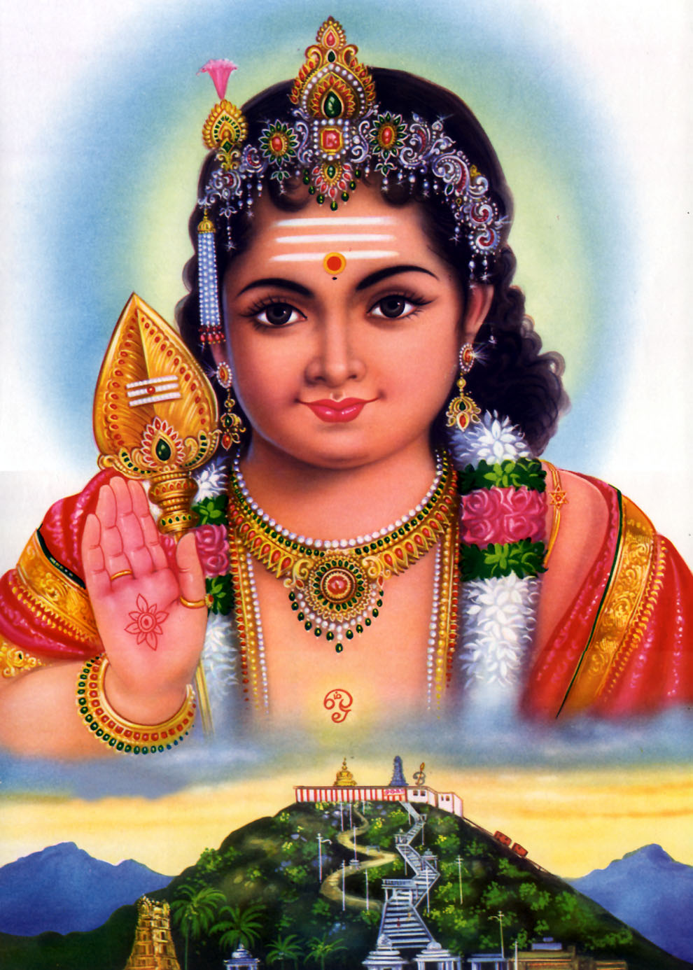 Swamimalai Murugan 990x1386 Download Hd Wallpaper Wallpapertip