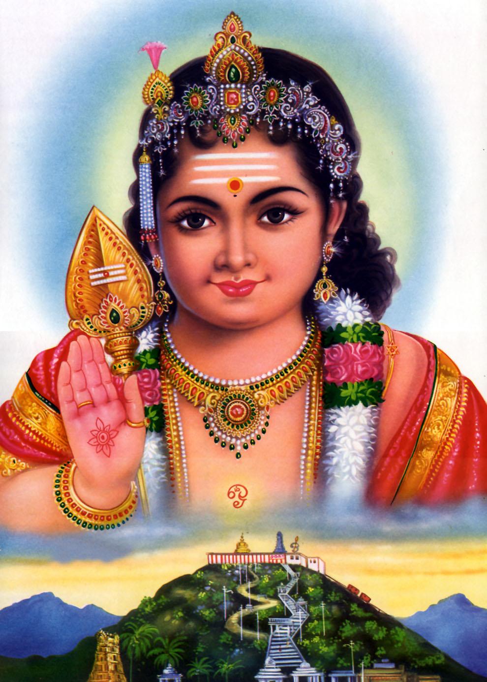 Swamimalai Murugan 990x1386 Download Hd Wallpaper Wallpapertip