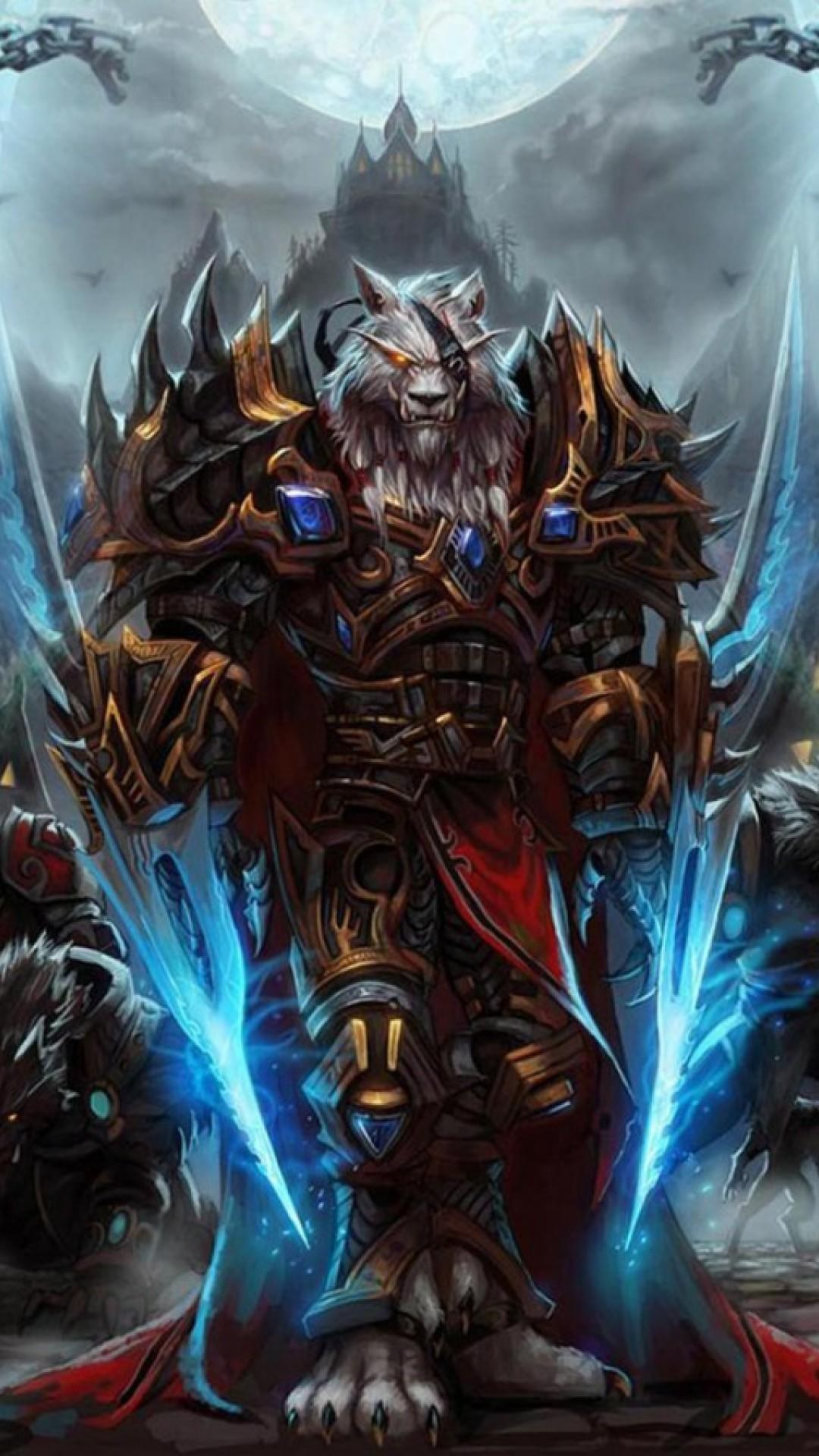 Wow Worgen Armor