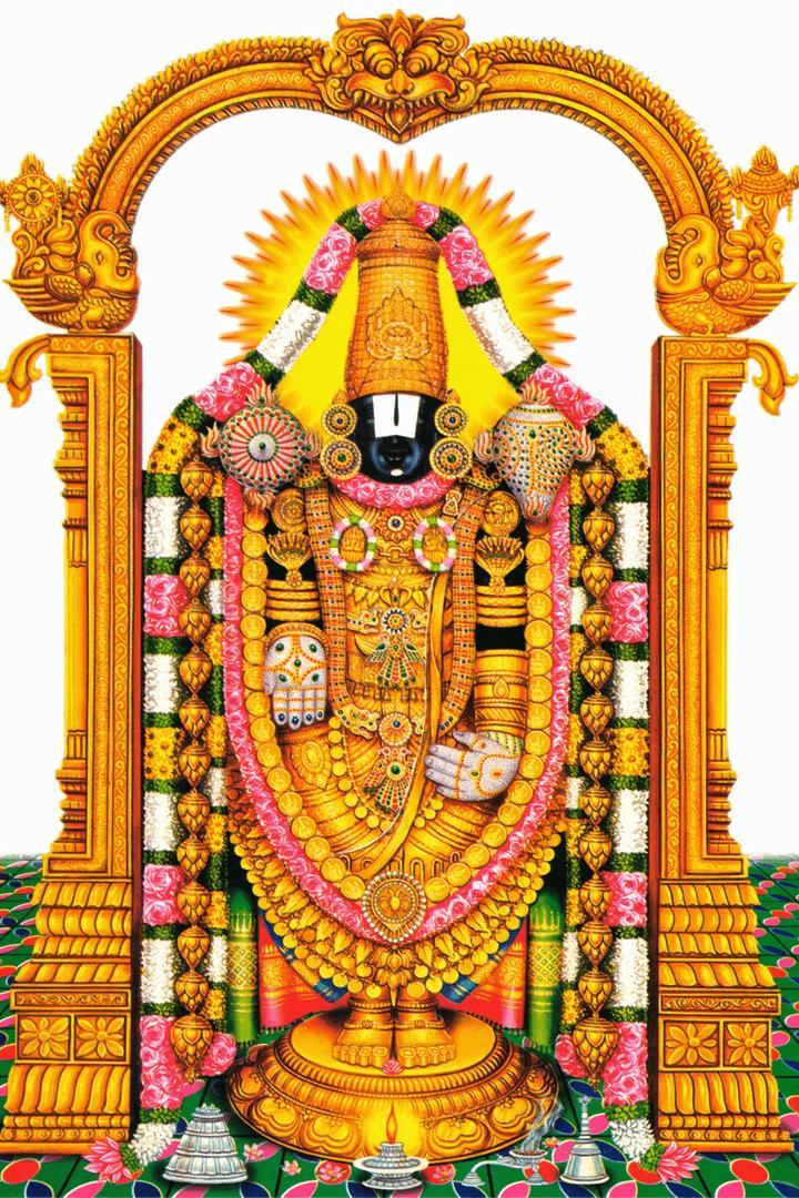 Lord Balaji 720x1080 Download Hd Wallpaper Wallpapertip
