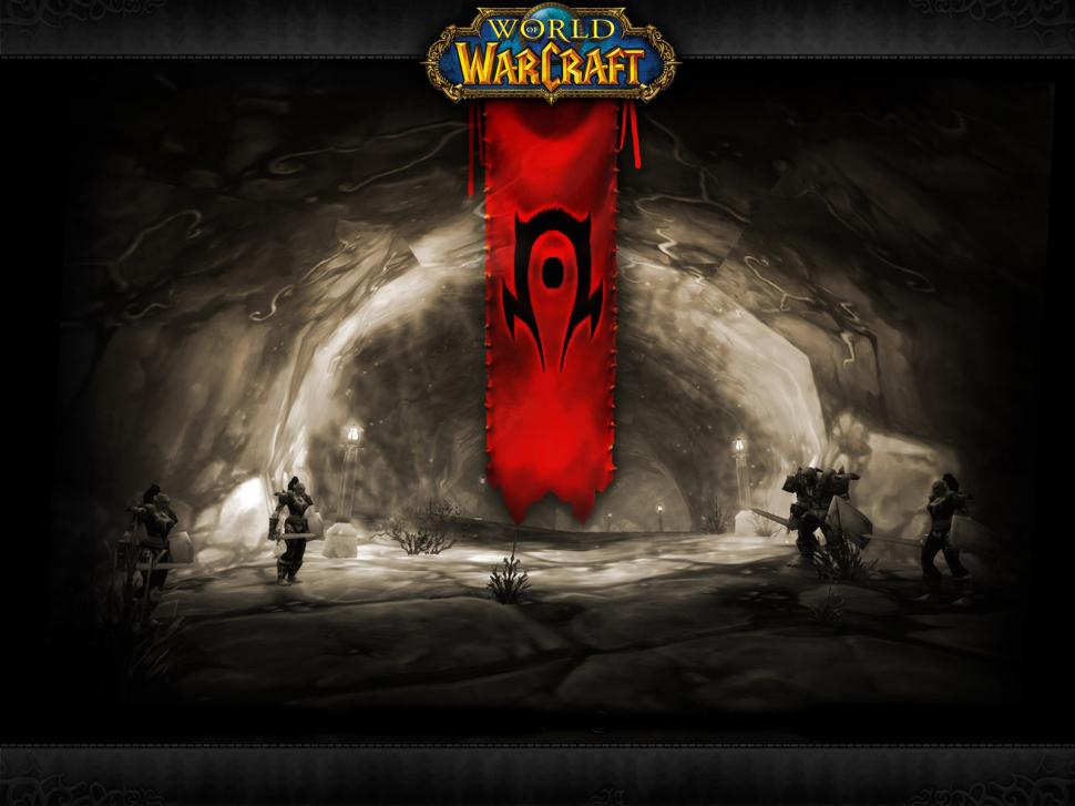 world of warcraft horde wallpaper 4k