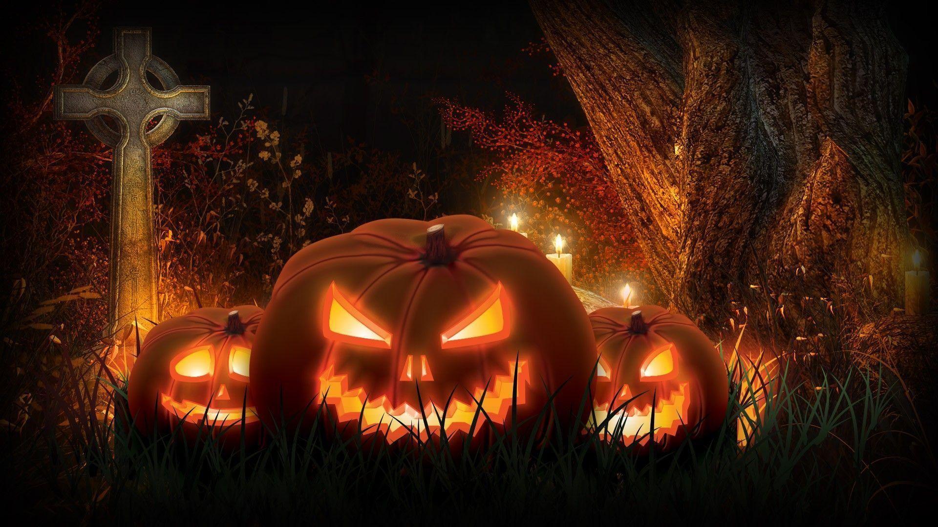 67 675781 scary halloween pumpkin wallpaper 1080p happy halloween desktop