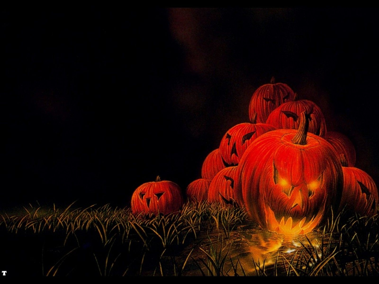 Free Scary Halloween Wallpaper Scary Halloween Background Free 1600x1200 Download Hd Wallpaper Wallpapertip