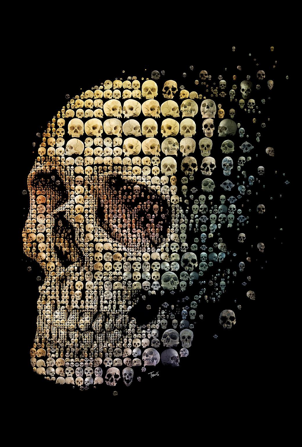 Skull Iphone Wallpaper Apple Watch Wallpaper Skull 1040x1536 Download Hd Wallpaper Wallpapertip