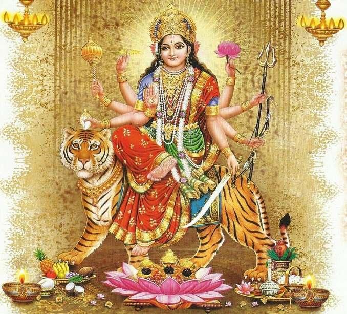 God Images Mata Ji 678x613 Download Hd Wallpaper Wallpapertip