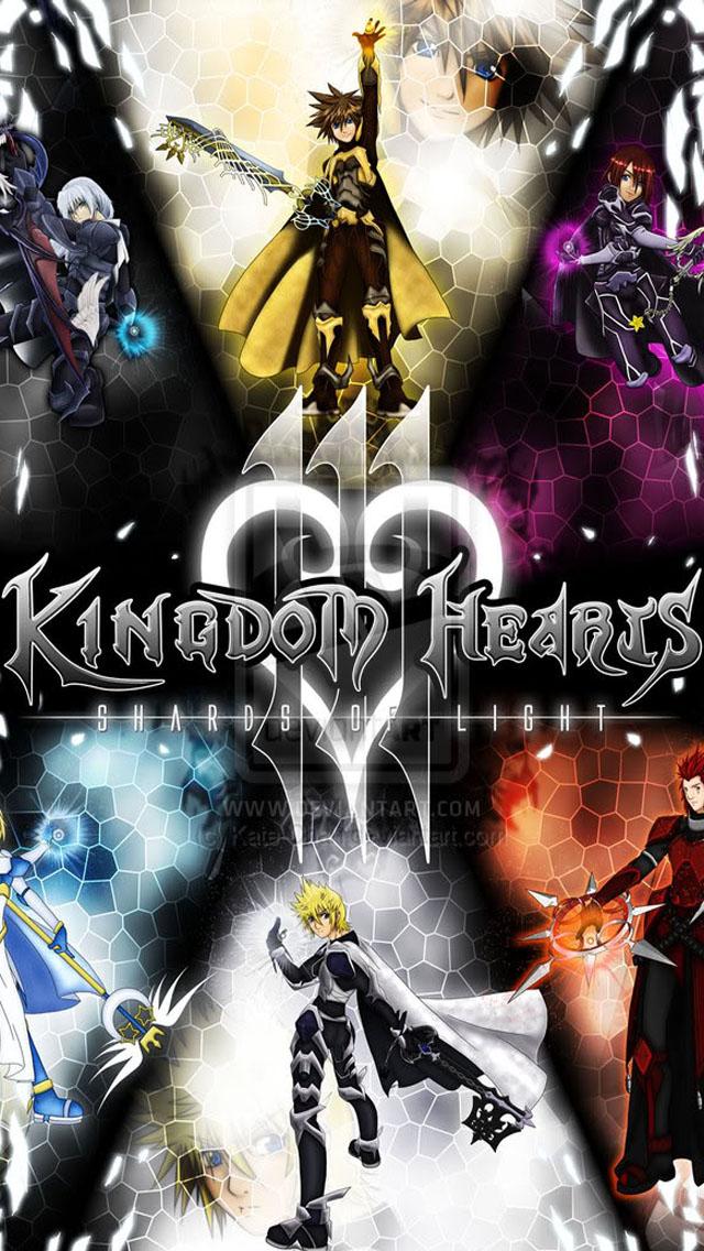 Kingdom Hearts Kingdom Hearts 3 Hd 640x1136 Download Hd Wallpaper Wallpapertip