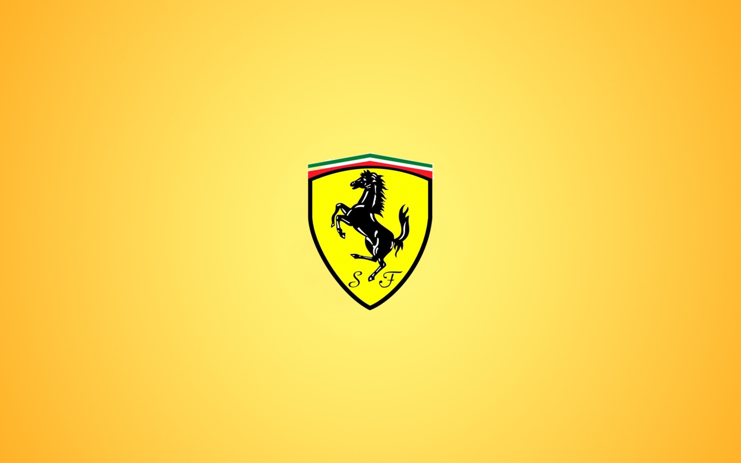 Ferrari Ferrari Logo Wallpaper 2560x1600 Wallpapertip
