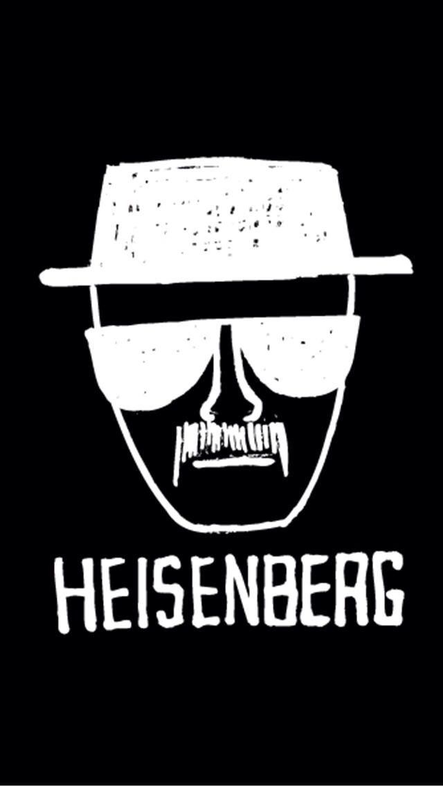 Heisenberg Breaking Bad Phone 640x1136 Download Hd Wallpaper Wallpapertip