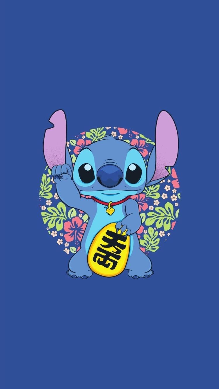 Stich Disney Hintergrundstich süß   Stich Tapete Tumblr   20x20 ...