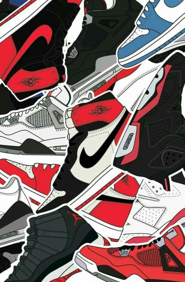 Jordan Shoes Wallpaper Hd 590x900