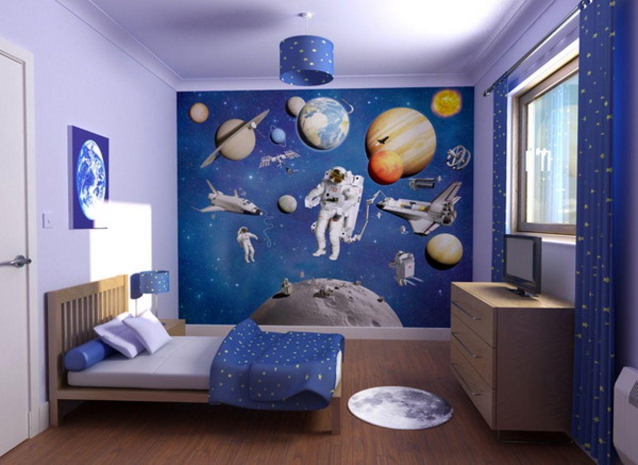 Space Bedroom Decor Galaxy Bedroom Curtains Galaxy - Galaxy