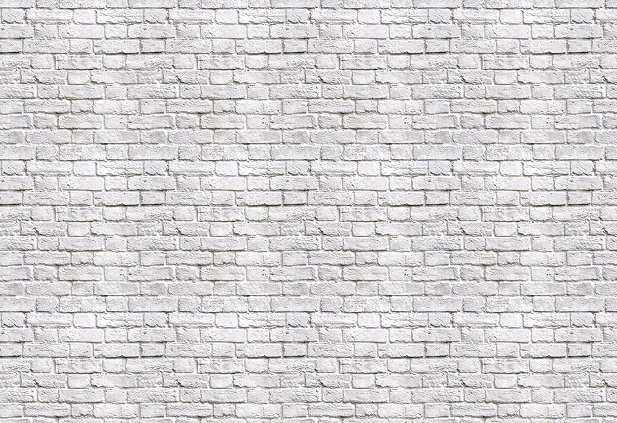 White Brick Effect Wallpaper Wall Mural Design Brickwork 900x617 Download Hd Wallpaper Wallpapertip