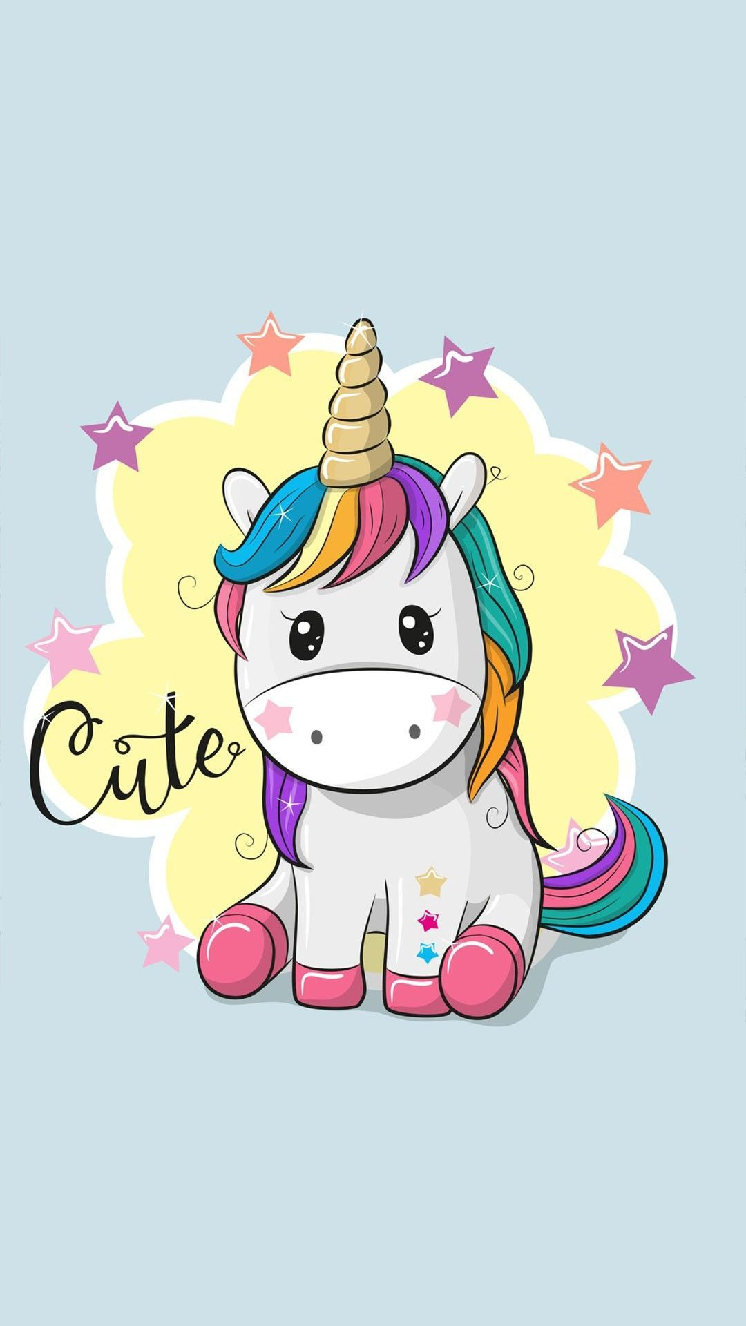71 712307 hilal ylmaz ay on cute unicorn wallpaper cartoon
