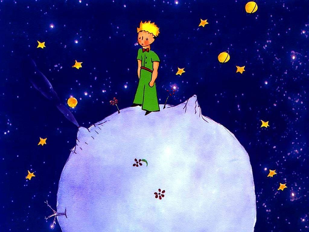 Petit Prince Fond D Ecran Le Petit Prince 1024x768 Wallpapertip