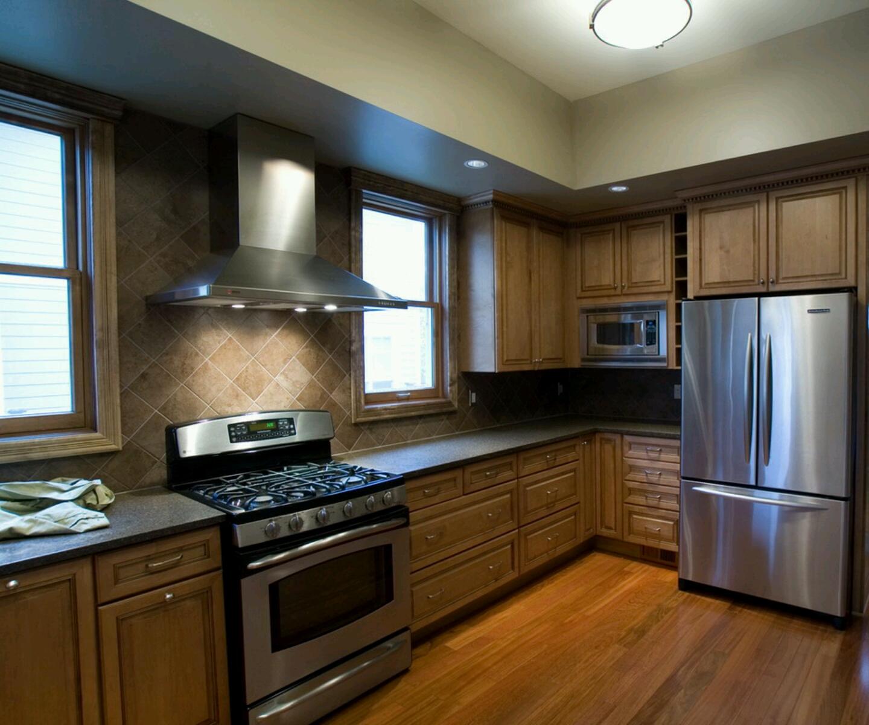 Ultra Modern Kitchen Designs Ideas Home Designs Wallpaper Modern Mobile Home Kitchen 1440x1200 Download Hd Wallpaper Wallpapertip