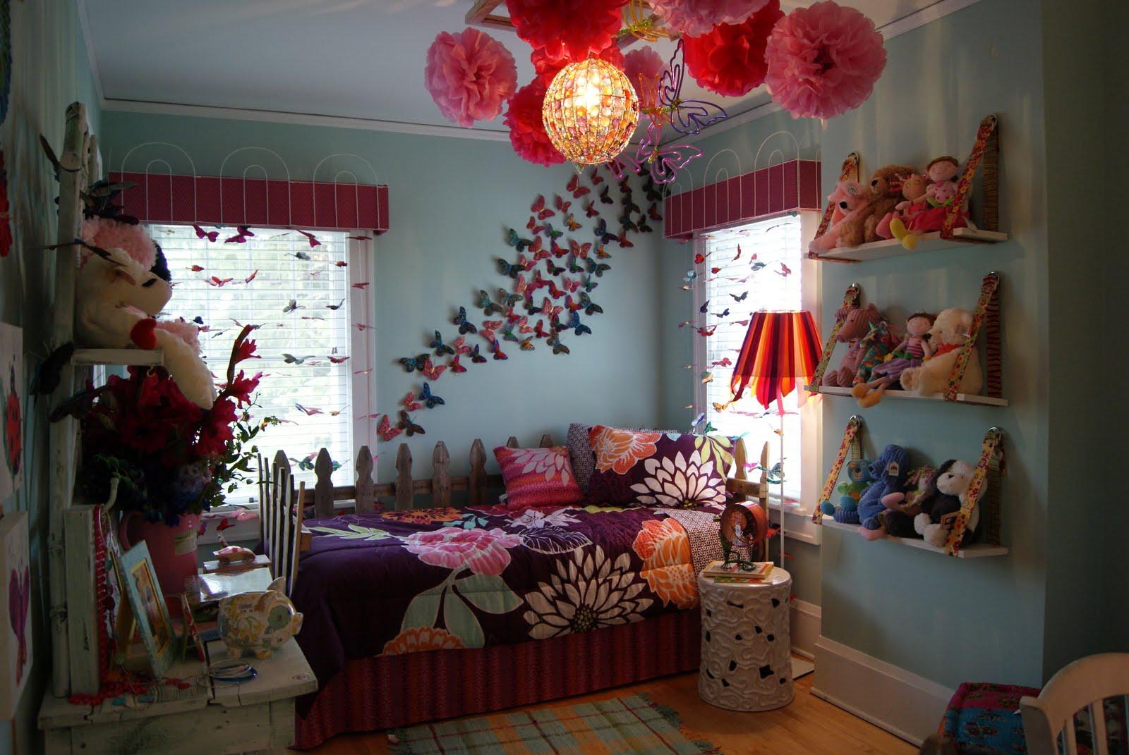 Little Girls Butterfly Room Ideas For Bedroom Best Paper Butterfly Room Decor 1600x1071 Download Hd Wallpaper Wallpapertip