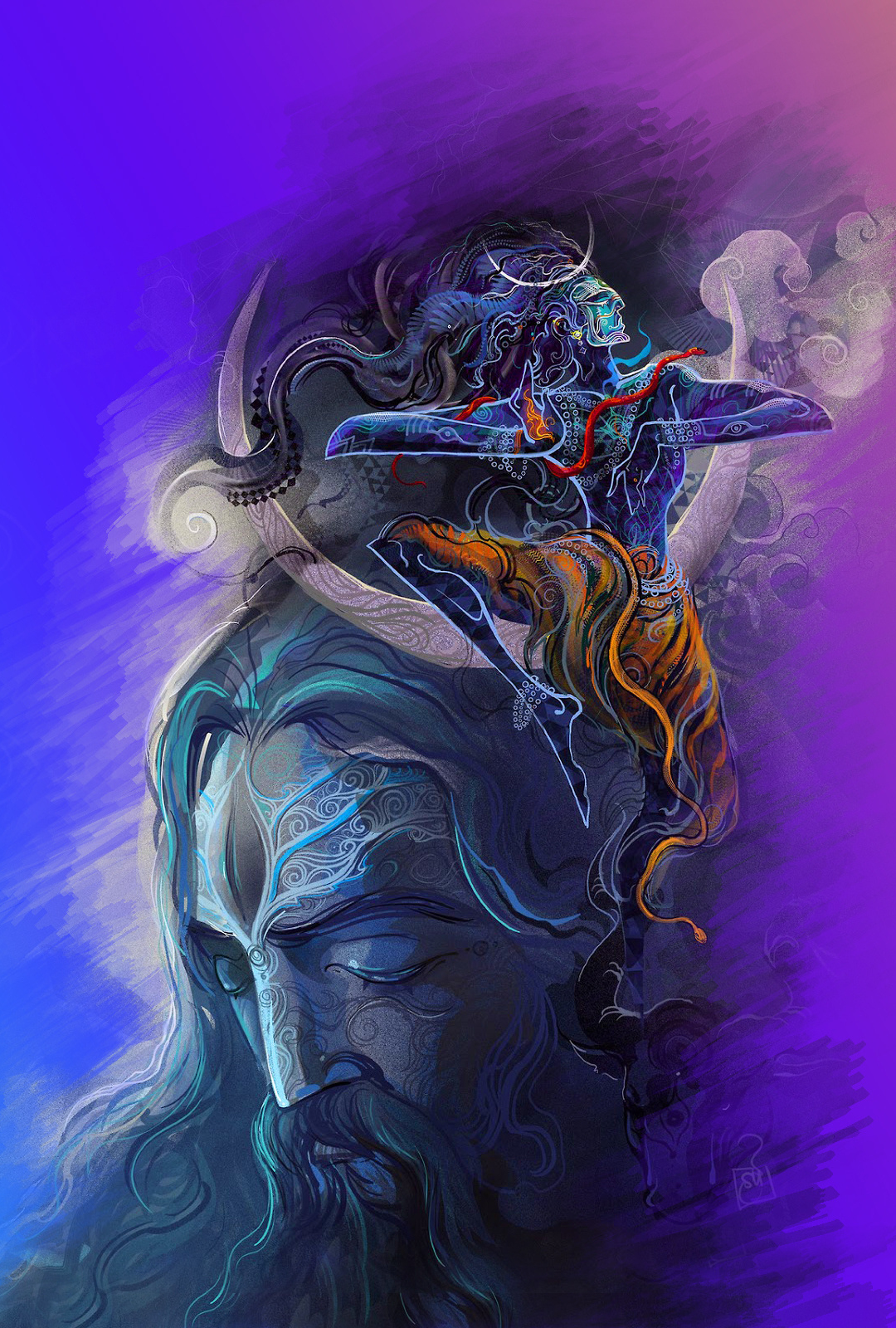 Lord Shiva Hd Wallpapers Download - 1080x1600 - Download ...