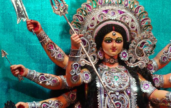 4k Wallpaper Durga Puja Maa Durga Wallpaper Design 600x380 Download Hd Wallpaper Wallpapertip