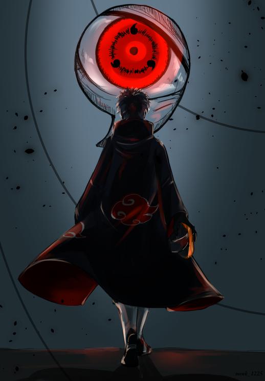 Anime Pixiv Id 15489025 Naruto Uchiha Obito Png Obito Uchiha 518x745 Download Hd Wallpaper Wallpapertip