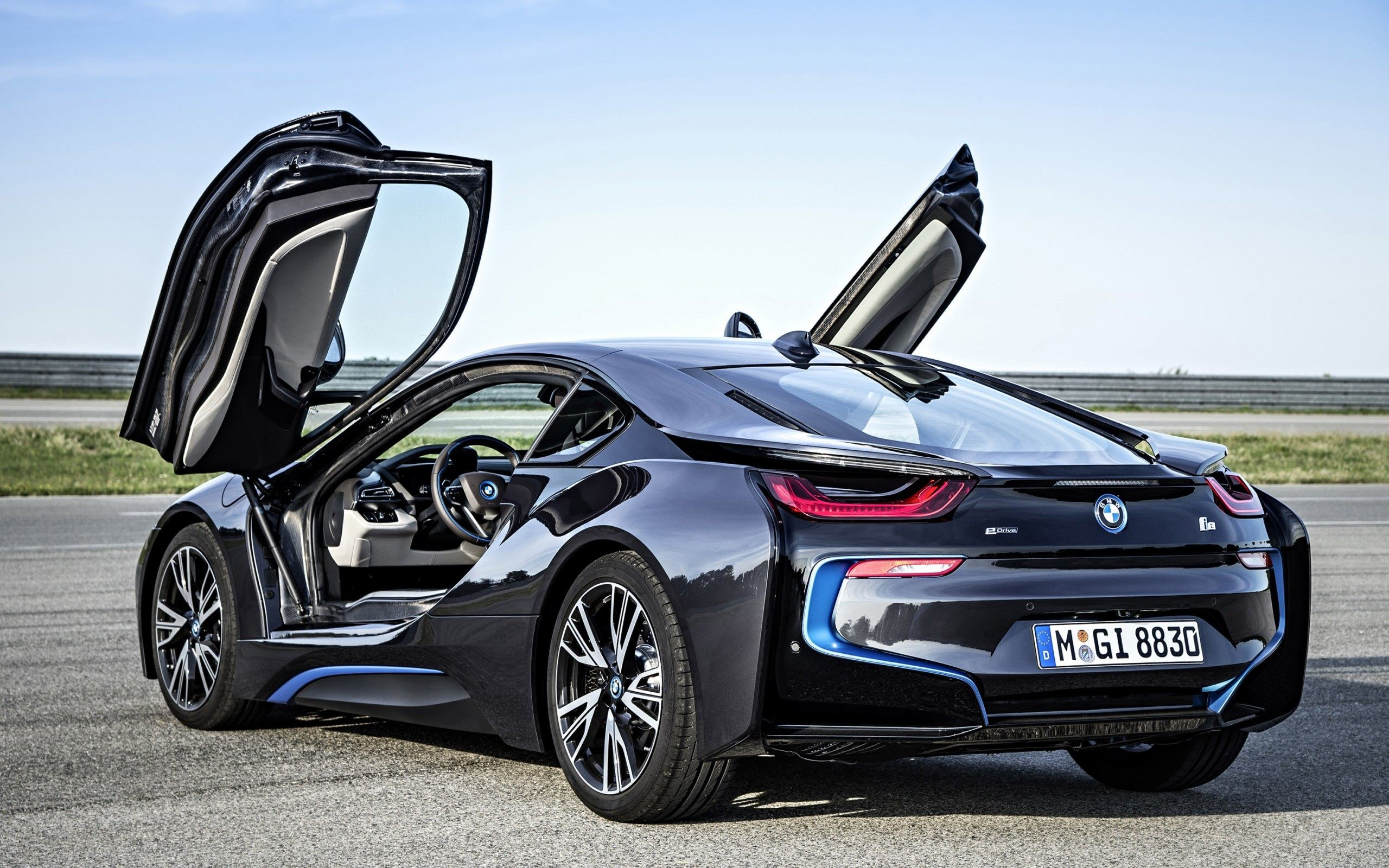 Bmw I8 Black Car Wallpaper Data Src Sports Car Bmw I8 2560x1600 Download Hd Wallpaper Wallpapertip