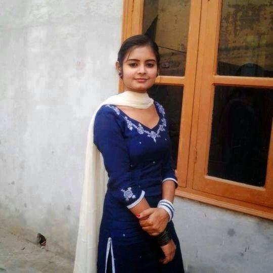 Simple girl photo