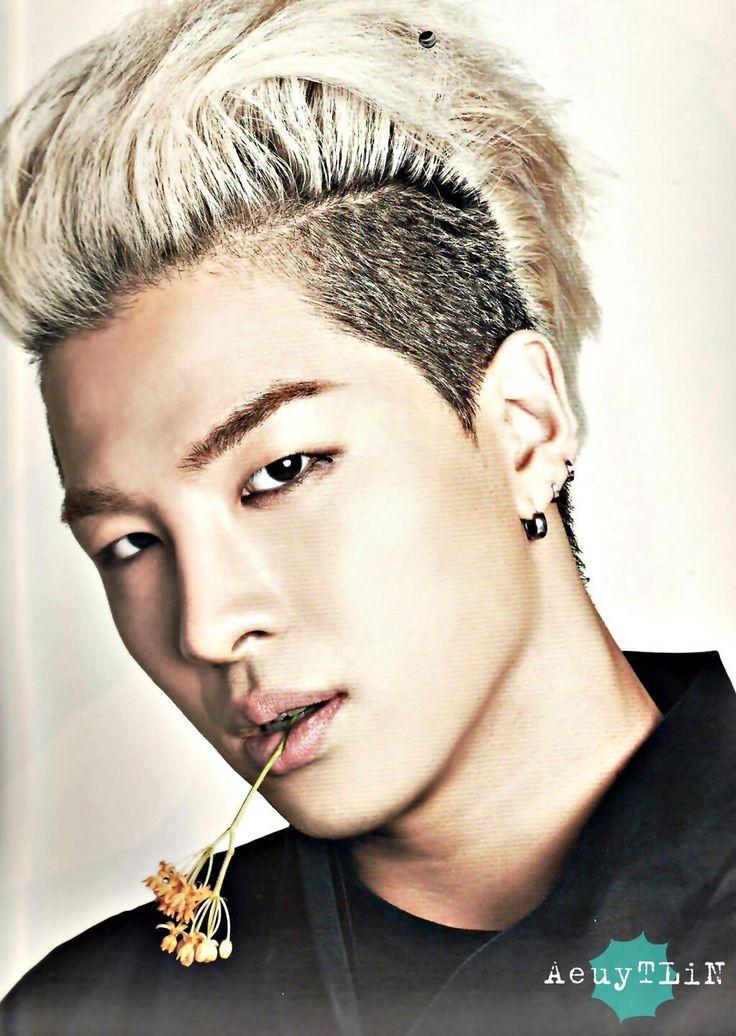 Taeyang 2015 Pink Hair