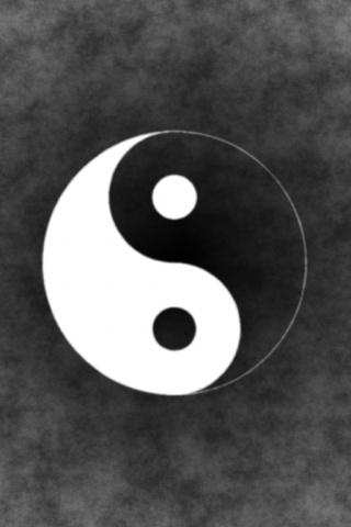 Yin Yang Yin And Yang Iphone 320x480 Download Hd Wallpaper Wallpapertip