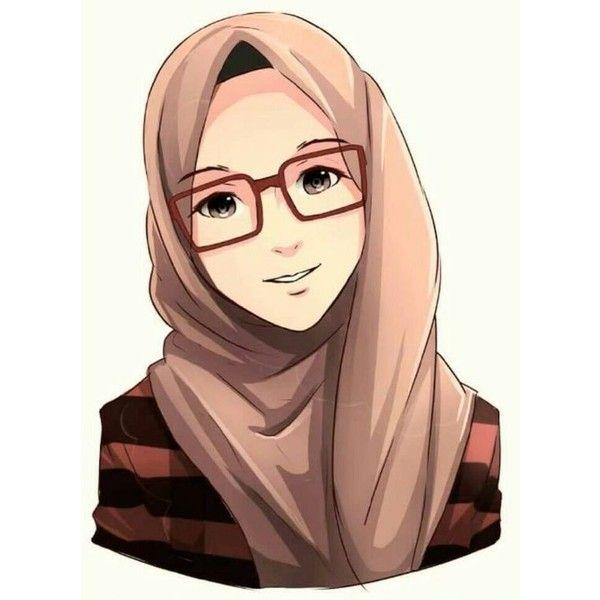 Girl Cartoon With Hijab 600x600 Download Hd Wallpaper Wallpapertip