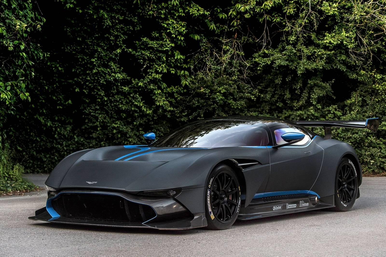 Aston Martin Vulcan Mattschwarz Aston Martin Vulkan Tapete 1600x1065 Wallpapertip
