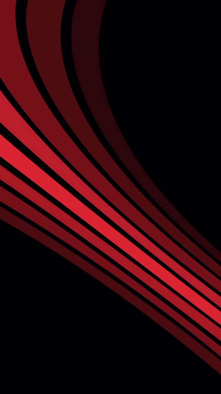 Iphone赤壁紙hd 赤と黒の電話の壁紙 750x1334 Wallpapertip