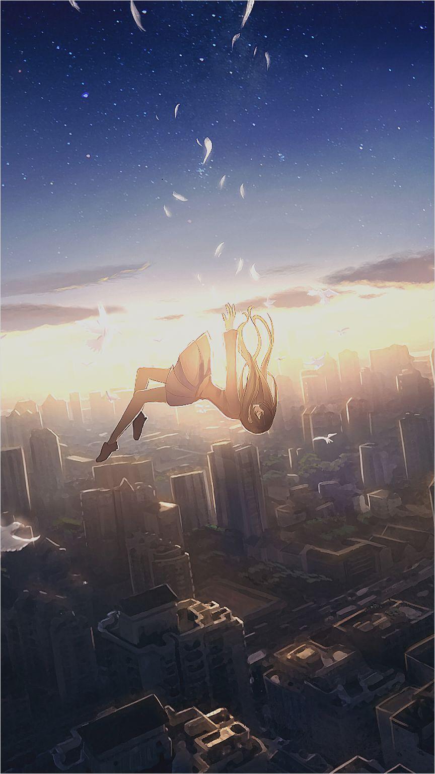 schöne Anime Wallpaper iPhone   schöne Anime Tapete   21x21 ...