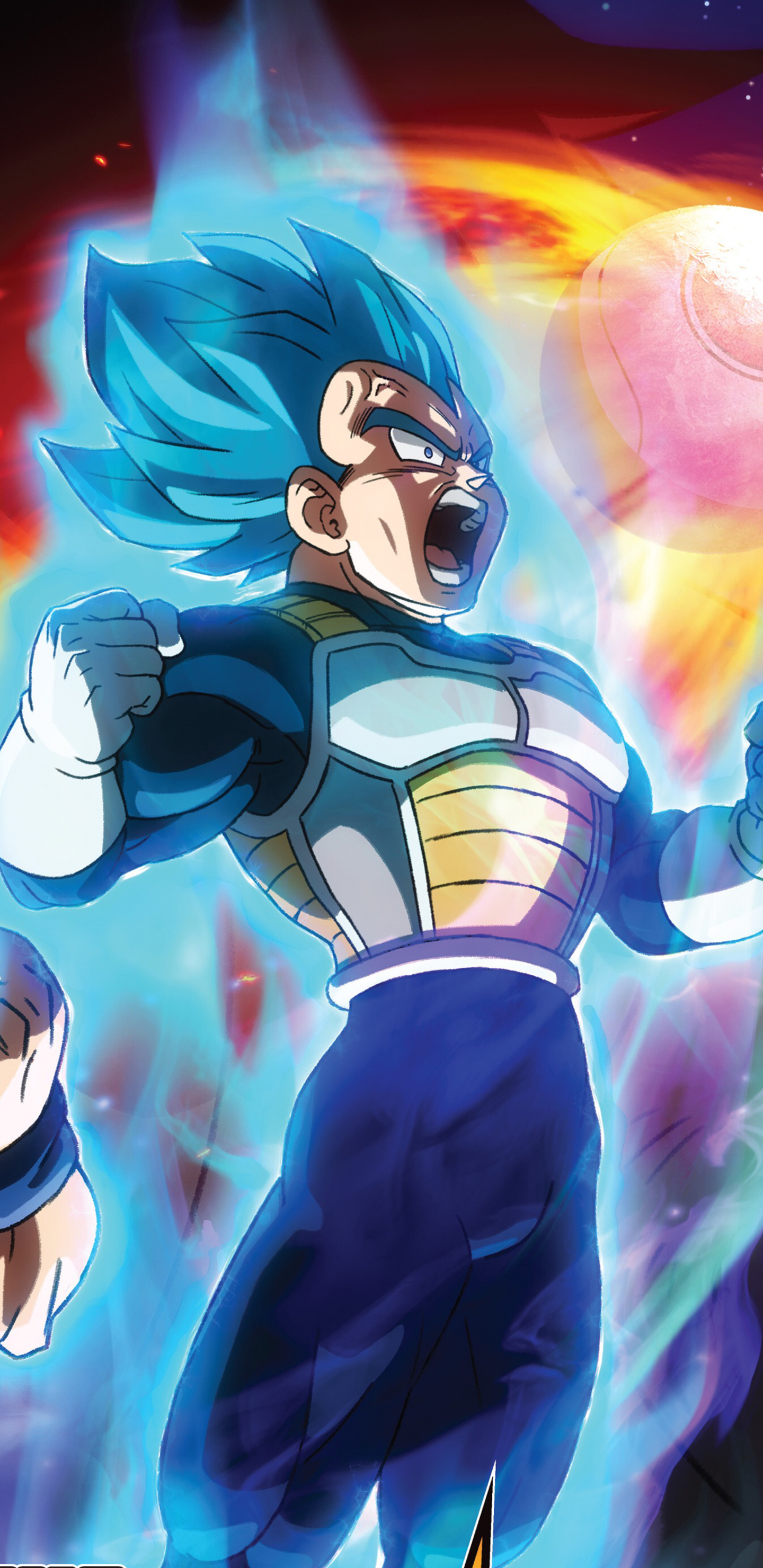Dragonball Super Broly Movie 1440x2960 Download Hd Wallpaper Wallpapertip